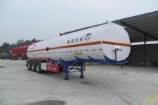 海福龙11.7米32吨3轴易燃液体罐式运输半挂车(PC9403GRYE)