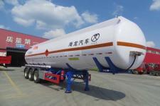 海福龙12米32吨3轴易燃液体罐式运输半挂车(PC9403GRYD1)