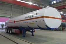 海福龙11.4米32.2吨3轴易燃液体罐式运输半挂车(PC9403GRYC1)