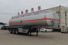 醒狮11.2米29.5吨3轴运油半挂车(SLS9403GYY)