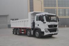 豪沃牌ZZ3317N286GE1型自卸汽車