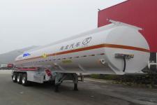 海福龙10.6米32.5吨3轴氧化性物品罐式运输半挂车(PC9400GYW)
