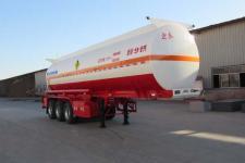 正康宏泰10.5米31.7吨3轴氧化性物品罐式运输半挂车(HHT9400GYW)