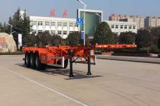 大运12.4米33.5吨3轴集装箱运输半挂车(CGC9400TJZ372)
