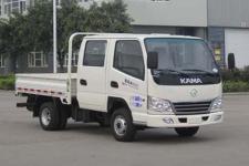 凯马国五单桥两用燃料货车73马力1350吨(KMC1036L26S5)