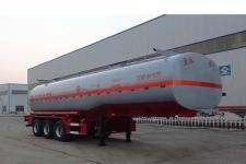 正康宏泰10.5米31.5吨3轴易燃液体罐式运输半挂车(HHT9400GRYC)