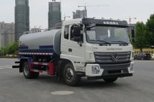 东风8吨国五抑尘洒水车