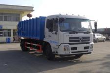 国五东风压缩式对接垃圾车厂家直销最低价格