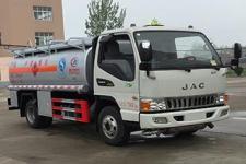 江淮国五5方加油车