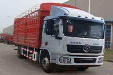 陕汽重卡国五单桥仓栅式运输车165-299马力5-10吨(SX5160CCYLA1)