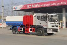 东风10-12立方挂桶垃圾车价格