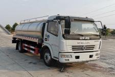 东风国五6吨鲜奶运输车