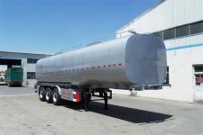 华宇达11.3米29.6吨3轴食用油运输半挂车(LHY9402GSYB)