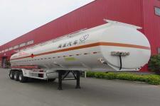 海福龙12.3米33吨3轴铝合金运油半挂车(PC9401GYYB1)