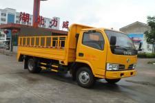 国五东风多利卡桶装垃圾运输车