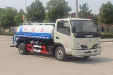国五东风5吨洒水车价格
