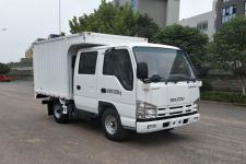 庆铃国五微型厢式运输车98-132马力5吨以下(QL5040XXYA6EW)
