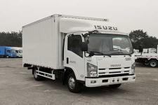 庆铃国五单桥厢式运输车131-177马力5吨以下(QL5043XXYA5HA)
