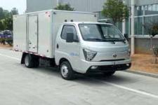 飞碟缔途国五单桥厢式运输车109-147马力5吨以下(FD5030XXYD66K5-1)