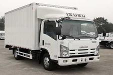 庆铃国五单桥厢式运输车98-132马力5吨以下(QL5044XXYA6HA)