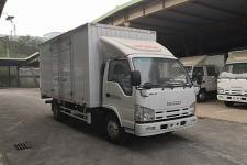 庆铃国五单桥厢式运输车98-132马力5吨以下(QL5041XXYA6HA)