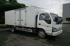 五十铃牌QL5070XXYA5KA型厢式运输车
