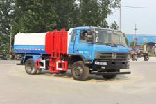 国五东风153自装卸式垃圾车