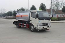 东风国五5吨甲醇运输车价格