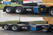 华菱之星牌HN4255H46C4M5型危险品半挂牵引车图片
