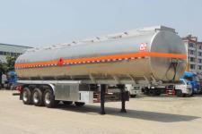 醒狮11.5米34吨3轴运油半挂车(SLS9406GYYA)
