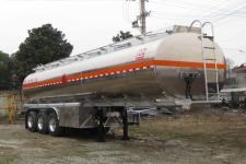 醒狮11.3米33.4吨3轴铝合金运油半挂车(SLS9408GYYC)