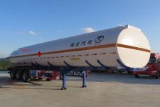 海福龙11.2米32.3吨3轴易燃液体罐式运输半挂车(PC9403GRYG)