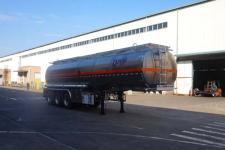 运力11.1米33.2吨3轴铝合金运油半挂车(LG9403GYYA)