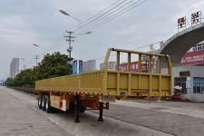 众志华兴12米35.1吨3轴半挂车(JLQ9402)