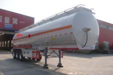 海福龙13米33吨3轴铝合金运油半挂车(PC9401GYYC)