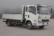 豪沃国五单桥货车124马力4285吨(ZZ1087G3315E183)