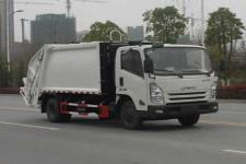 国五江铃8方压缩式垃圾车价格