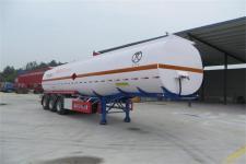 海福龙10.9米33.5吨3轴易燃液体罐式运输半挂车(PC9401GRY3)