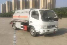 国五东风多利卡易燃液体罐式运输车