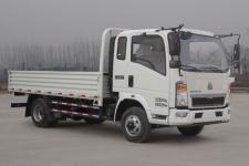 豪沃国五单桥货车156马力4430吨(ZZ1107G3315E1)