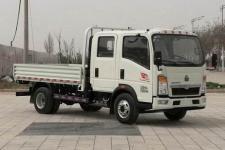 豪沃國五單橋貨車125馬力1495噸(ZZ1047F3313E542)