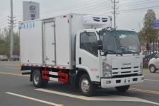 五十鈴KV600國五4米2冷藏車批發價