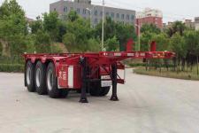 大运8.5米35吨3轴集装箱运输半挂车(CGC9400TJZ342)