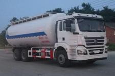 陕汽后八轮27-28方散装水泥运输车厂家直销 价格最低