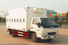 国五江铃医疗废弃物运输车