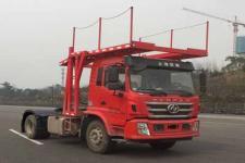 红岩牌CQ5186TBQAMDG401型车辆运输半挂牵引车图片