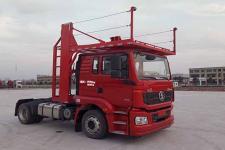 陕汽牌SX5180TBQMB1型车辆运输半挂牵引车图片