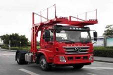 红岩牌CQ5186TBQAMDG401A型车辆运输半挂牵引车图片