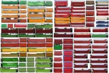 豪沃牌ZZ3257N384HE17型自卸汽车图片