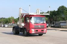 东风牌DFH5180TBQB型车辆运输半挂牵引车图片